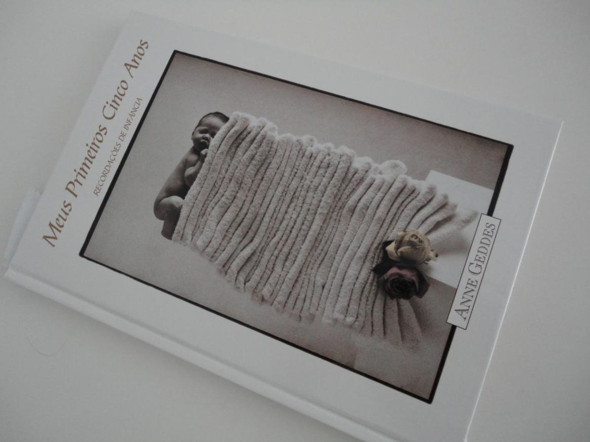 Livro: Meus Primeiros Cinco Anos