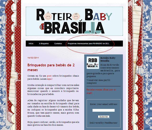 Programação infantil em Brasília