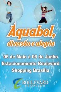 Aquabol em Brasília
