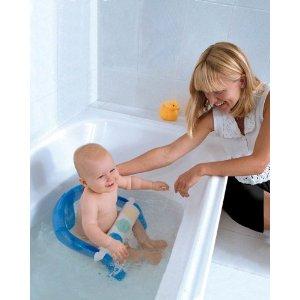 Dreambaby Bath Seat: para dar banho no bebê sentado