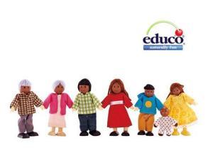 Brinquedos sustentáveis: Hape, Educo, Plantoys, Anamalz,