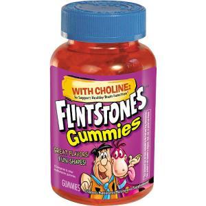 Vitamina com gosto e forma de balinha