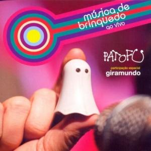 CD e DVD Música de Brinquedo Ao Vivo