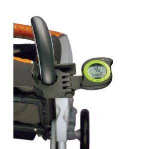 Strollometer: velocímetro para carrinho de bebê