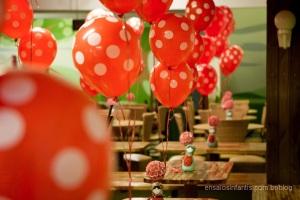 Casa de festa em Brasília: Peticolá