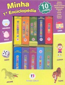 Dica de livro infantil: Minha 1ª Enciclopédia