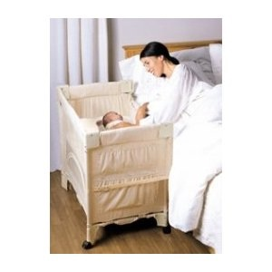 Co-Sleepers: para a cama compartilhada