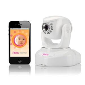 IBaby Monitor: para transformar o ipad e o iphone em babá eletrônica